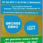 Aufruf DEMO Berlin 2017